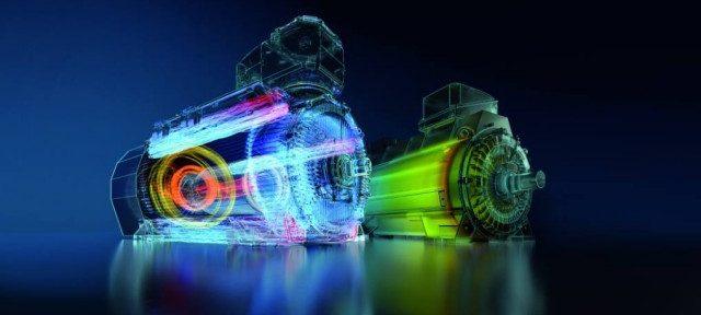 Simotics: Motores eléctricos industriales